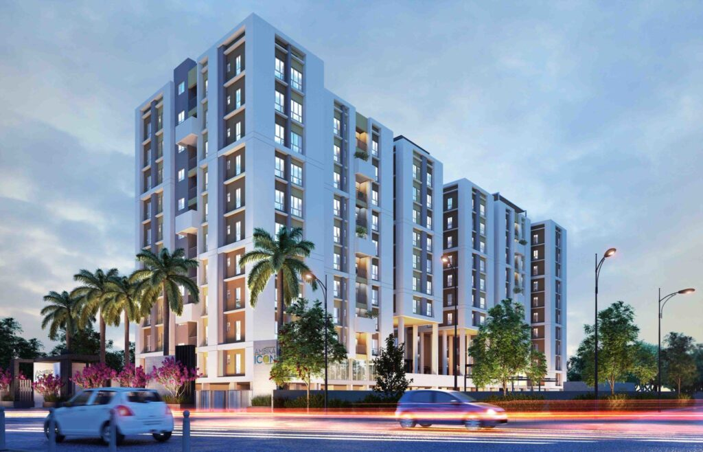 buy new flats kolkata